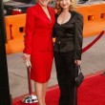 Barbara Eden and Kathleen Fugate — Stock Photo