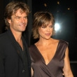 Stock Photo: Harry Hamlin and LisRinna