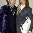 Постер, плакат: Harry Shearer and wife Judith