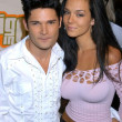 Постер, плакат: Corey Feldman and wife Susie
