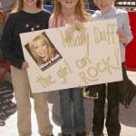 Постер, плакат: Hilary Duff fans