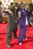 Lil' Jon and Musiq — Zdjęcie stockowe