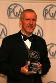 James Cameron — Stock Photo