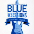 Atmosphere at the Blue Jam Sessions — Stock Photo