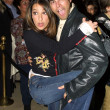 Vanessa Lengies and Jamie Elman — Stock Photo