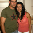 Постер, плакат: Tyler Christopher and Eva Longoria