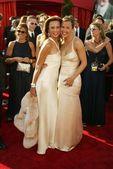 Lena Olin and Jennifer Garner — Stock Photo