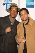 Russell Hornsby and Michael Ealy — Stock Photo
