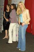 Rita Wilson, Nia Vardalos and Deborah Gibson — Stockfoto