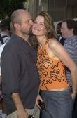 Enrico Colantoni and Lucy Lawless — Photo