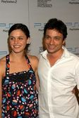 Chris kattan et jane herman — Photo
