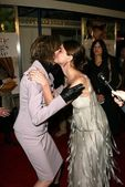 Diane Keaton and Amanda Peet — Stock Photo