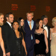 Постер, плакат: Josh Lucas Salma Hayek Jennifer Connelly Paul Bettany and Yves Carcelle Louis Vuitton CEO