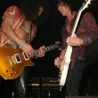 Foto Stock: Slash and Steve Stevens