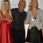 ������, ������: Denise Richards Giorgio Armani and Sarah Wynter