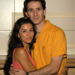 Постер, плакат: Eva Longoria and Ronnie Marmo