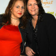 Kathy Najimy and Mo Gaffney — Stock Photo