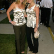 Haylie Duff and Hilary Duff — Foto de Stock