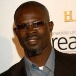 Djimon Hounsou — Stock Photo