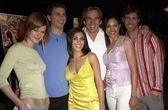Sarah Smith, David Maynard, Dani Marco, Joshua Coleman, Elisha Imani Wilson and Scott Ryan — Stock Photo