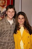 Michael Cera and Alia Shawkat — Stock Photo