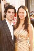 Louis cancalmi ve elisabeth waterston — Stok fotoğraf