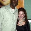 John Salley and Phoebe Price — Stock Photo