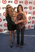 Catherine Hardwicke and Nikki Reed — Stock Photo