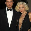Gavin Rossdale and Gwen Stefani - Foto Stock