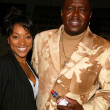 Kellita Smith and Bernie Mac - Stockfoto
