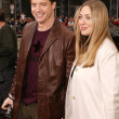 Постер, плакат: Brendan Fraser and wife Afton
