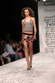 Petro Zillia Fashion Show — Stock Photo