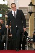 Randy quaid estrella en el paseo de la fama de hollywood — Foto de Stock