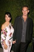 Salma Hayek and Josh Lucas — Stock Photo