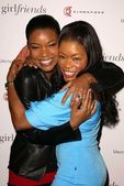 Gabrielle Union and Golden Brooks — Stock Photo