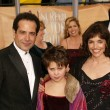 Stock Photo: Tony Shaloub, wife Brooke Adams and daughter