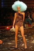 Heatherette Fashion Show — Stock Photo