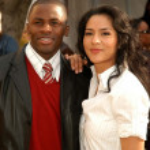 ������, ������: Derek Luke and Sophia Hernandez