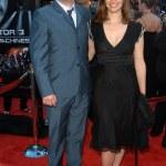 ������, ������: Chris Hardwick and Andrea Savage