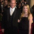 Постер, плакат: Kiefer Sutherland and daughter Sarah Jude