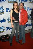Rachel boston et jamie elman — Photo