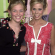 Постер, плакат: Cheryl Hines and Kaley Cuoco