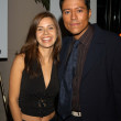 Yancy Arias and wife Anna — Stock Photo #17712581