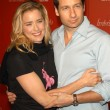 Tea Leoni and David Duchovny — Stock Photo