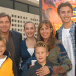 Stock Photo: Beau Bridges and family
