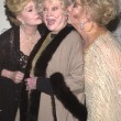 Debbie Reynolds, Phyllis Diller and Ruta Lee - Stock Photo