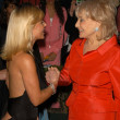 Geri Halliwell and Barbara Walters — Stock Photo