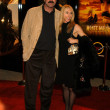 Tom Selleck and wife Jilly Mack - Stock Photo