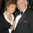 Ernest Borgnine and wife Tova — Stock Photo #17718803