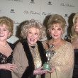 Debbie Reynolds, Sara Rue, Phyllis Diller and Ruta Lee - Stock Photo